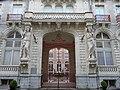 Cauterets Continental résidence portail.JPG