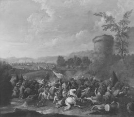 Cavalry Battle