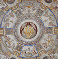 Ceiling paintings of the Scala Regia of the Palazzo Farnese in Caprarola.jpg