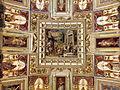 Ceiling photo-38 S AMBROSIVSTHEODOSIVM IMP AB INGRESSV ECCLESIAE REPELLIT.JPG