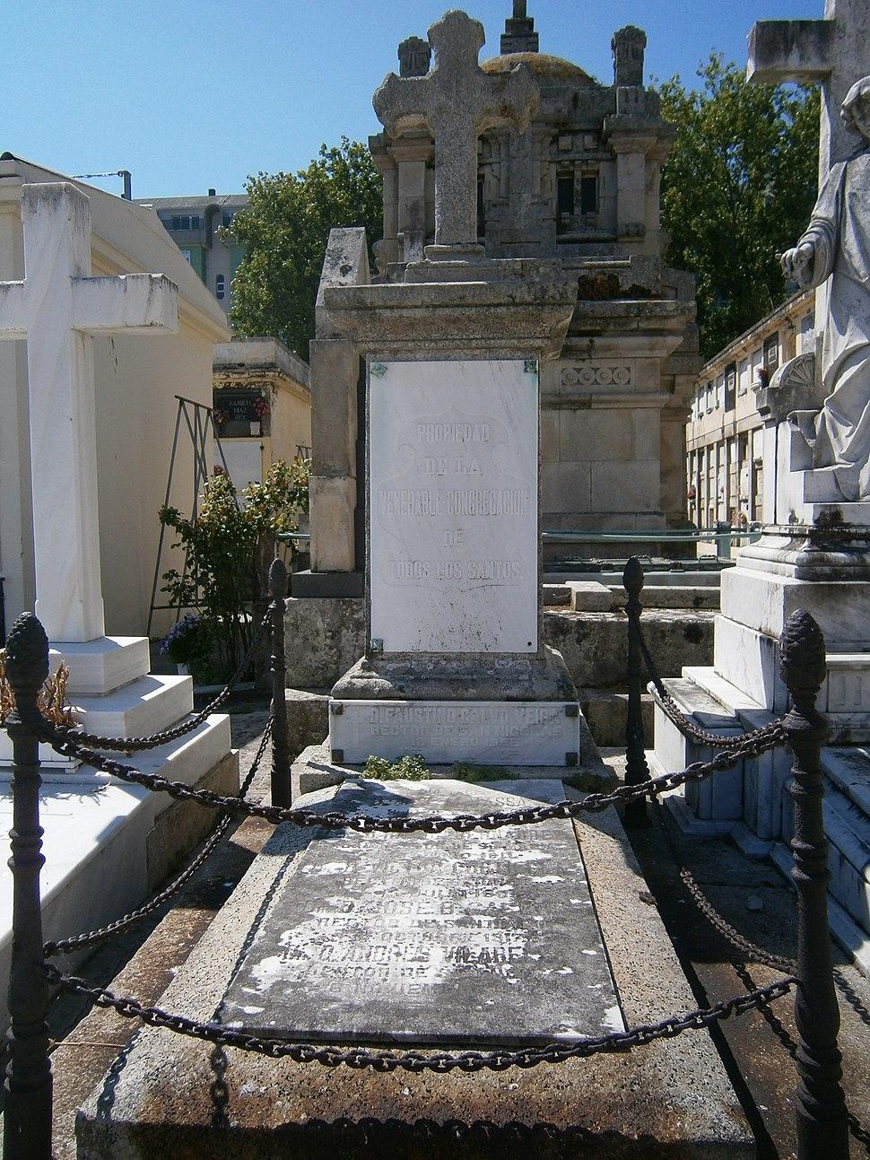 Cemiterio de Santo Amaro - Ramón Bernárdez González