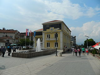 Surdulica Town and municipality in Southern and Eastern Serbia, Serbia