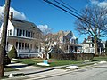 Central Catonsville and Summit Park Historic District Dec 09.JPG