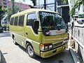 Central Java shuttle minivan (travel) Semarang Jepara.JPG