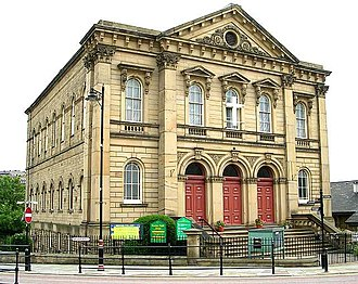 Batley - Central Methodist Church - Zion Chapel