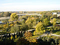 Central park of Tiraspol on the bank of the river Dniester(Nistru).jpg