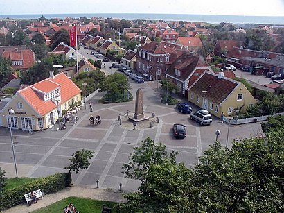 How to get to Skagen with public transit - About the place