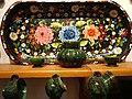 Ceramic Display - Museo de Artes Populares - Patzcuaro - Michoacan - Mexico (20366542589).jpg