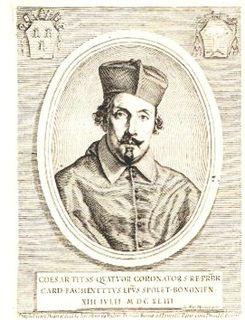 Cesare Facchinetti Catholic cardinal