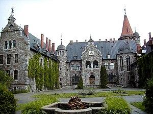Cesvaine Palace - Image: Cesvaine