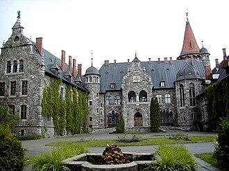 Cesvaine - Cesvaine Palace