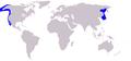 Cetacea range map Gray Whale.png