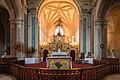 Chœur de l'église Saint-Étienne, Saint-Étienne-de-Tinée, France.jpg