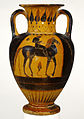Chalkidian Neck Amphora by the Phineus Painter Getty Museum.jpg