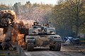 Challenger 2 at Land Combat Power Visit MOD 45165203.jpg