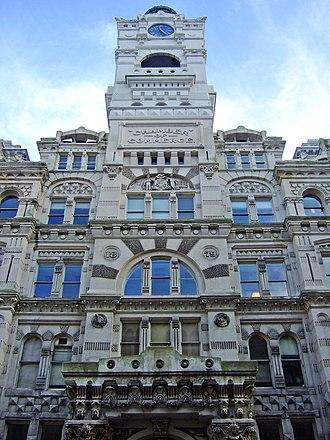 Mackie Building - Mackie Building