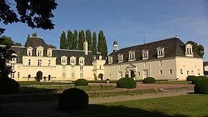 Champigny-sur-Veude - Chateau