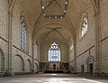 Chapel, Château d'Angers, Interior view 20170611 1.jpg
