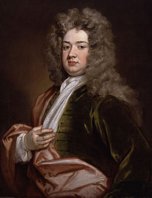 Charles Cornwallis, 4th Baron Cornwallis - Portrait of Cornwallis (circa 1705-1715), by Sir Godfrey Kneller.