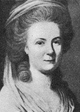 Charlotte Buff (1753-1828) Goethes Liebschaft