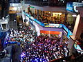 Charlotte EpiCentre during the 2012 Democratic National Convention.JPG