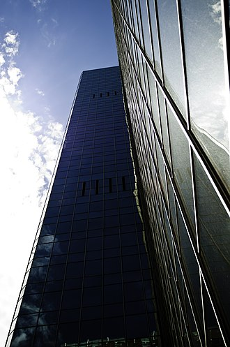 Fred M. Guirey - Guirey served as local associate to Welton Becket for the Chase Tower in Phoenix