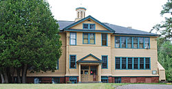 Chassell School Complex A 2009.jpg