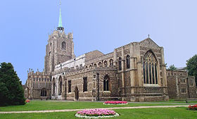 Image illustrative de l'article Cathédrale de Chelmsford