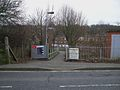Chelsfield station east entrance.JPG