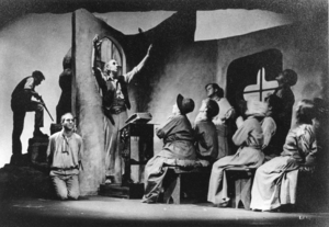Lynn Riggs - The Cherokee Night by Lynn Riggs, presented at the Provincetown Playhouse by the Community Theatre Division of the Federal Theatre Project, July 1936