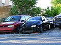 Chevrolet Cavalier vs Pylon (4751447649).jpg