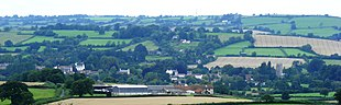 """A view of Chew Magna from <a href=""""http://search.lycos.com/web/?_z=0&q=%22Knowle%20Hill%22"""">Knowle Hill</a>"""