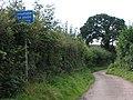 Cheynegate Lane - geograph.org.uk - 969802.jpg