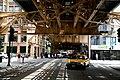 """Chicago (ILL) Downtown, W Van Buren St. """" under the Loop, cab """" (4823662879).jpg"""