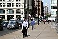 """Chicago (ILL) Near West Side, West Jackson Blvd ( Road 66 ) """" pedestrians """" (4826227478).jpg"""