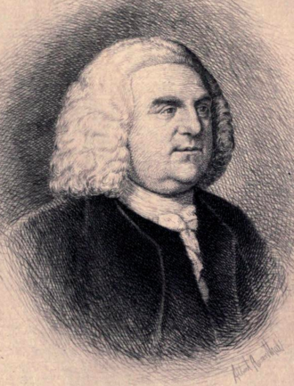 William Allen (loyalist) - Image: Chief Justice William Allen