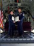 Chief Master Sgt. Cosher retires (42821149554).jpg