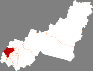 Didao District District in Heilongjiang, Peoples Republic of China
