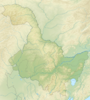 China Heilongjiang relief location map.png