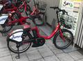 Chiyokuru AkihabaraUDX North Parking Cycle Port.png