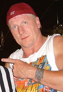 Chris Hamrick American professional wrestler