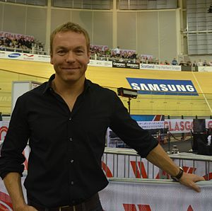 2012–13 UCI Track Cycling World Cup - Sir Chris Hoy at the Velodrome that bears his name, Glasgow