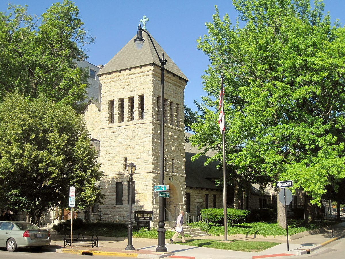 Christ Episcopal Church Springfield Illinois Wikipedia