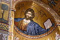 Christ Pantocrator - Cathedral of Monreale - Italy 2015 (5).JPG