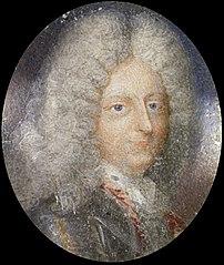 Christiaan V (1646-99), koning van Denemarken