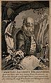 Christian Jacobsen Drakenberg, a man aged 144. Engraving. Wellcome V0007067EL.jpg