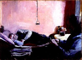 Niels Gaihede`s afternoon nap