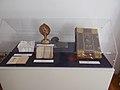 Christian items, former Saint James monastery, 2017 Lébény.jpg