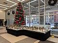 Christmas decor inside Shriners Hospital 2017-12-16.jpg