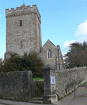 Chudleigh - Chudleigh church